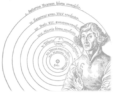 Коперник и его открытия презентация